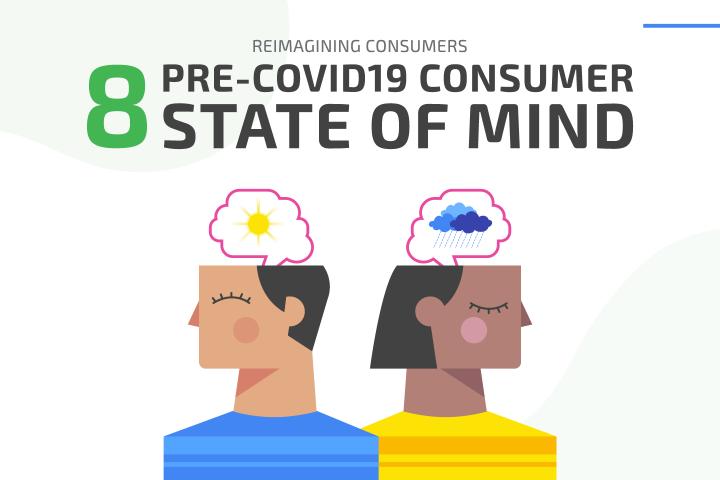 8 Pre-COVID19 Consumer State of Mind