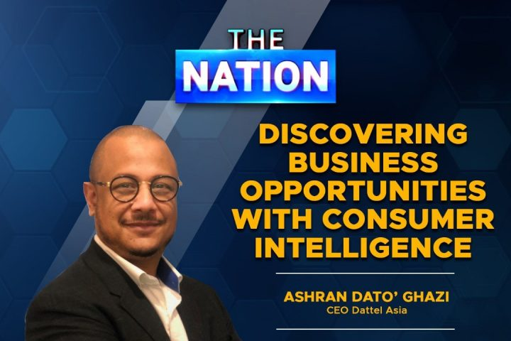 Discovering Business Opportunities with Consumer Intelligence