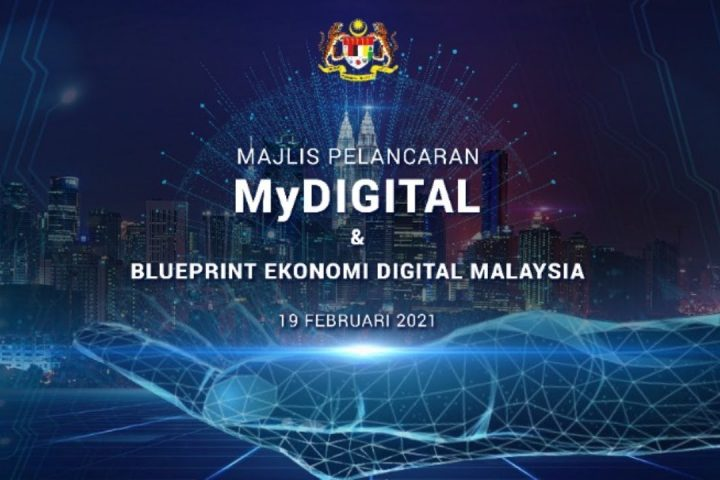 MyDigital & Blueprint Ekonomi Digital Malaysia